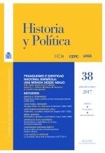 Libro Historia y Política, nº 38, julio-diciembre, 2017, autor EDITORIALCEPC