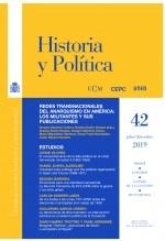Libro Historia y Política, nº 42, julio-diciembre, 2019, autor EDITORIALCEPC