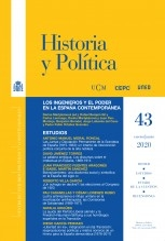 Libro Historia y Política, nº 43, enero-junio, 2020, autor EDITORIALCEPC