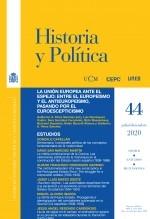 Libro Historia y Política, nº 44, julio-diciembre, 2020, autor EDITORIALCEPC