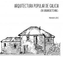 Arquitectura Popular de Galicia en Urbanscketching