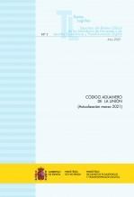 """Libro TEXTO LEGAL Nº 1/2021 """"CÓDIGO ADUANERO DE LA UNIÓN"""" (Actualización marzo 2021), autor Libros del Ministerio de Hacienda"""