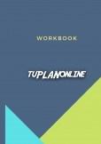 WORKBOOK - TU PLAN ONLINE