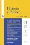 Historia y Política, nº 45, enero-junio, 2021