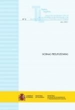 """Libro TEXTO LEGAL Nº 5/2021 """"NORMAS PRESUPUESTARIAS"""", autor Libros del Ministerio de Hacienda"""