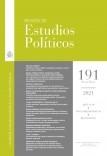 Revista de Estudios Políticos, nº 191, enero-marzo, 2021