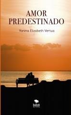 Libro Amor predestinado, autor Yanina Elizabeth Vertua