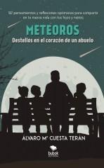 Libro Meteoros, autor ALVARO MARÍA CUESTA TERAN