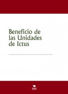 Beneficio de las Unidades de Ictus