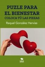 Libro Puzle del bienestar, autor Raquel Gonzalez Hervias