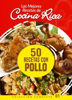 50 recetas con pollo