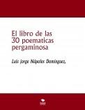 El libro de las 30 poematicas pergaminosa