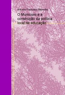 O Município e a construção da política local de educação