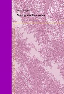 Monografía Propuesta