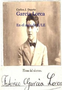 Federico García Lorca en el espacio del aula de E/LE