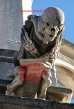 La gárgolas de la Catedral de San Antolín de Palencia