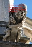 Las gárgolas de la Catedral de San Antolín de Palencia