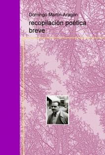 recopilación poética breve