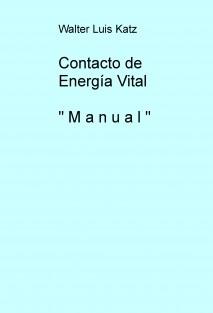 Contacto de Energía Vital - Manual