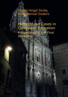 Proceedings of the 1st Workshop on Methods and Cases in Computing Education