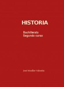 HISTORIA. Segundo curso. Bachillerato. 2015