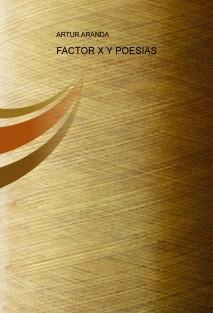 FACTOR X Y POESIAS