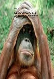 DEMOCRACIA, SI SI   ¿libertad o libertinaje?