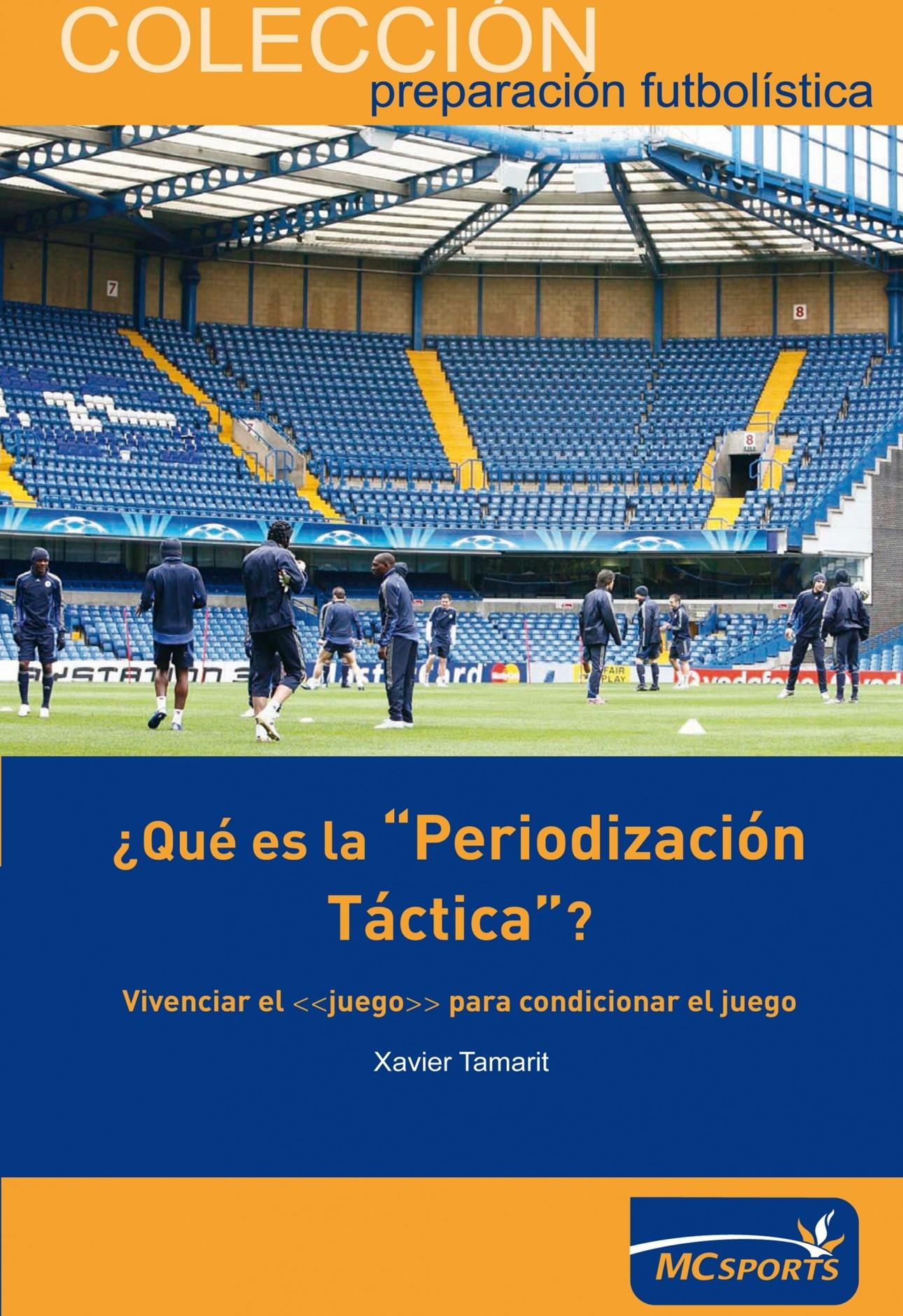 Qué Es La Periodización Táctica Mc Sports Bubok