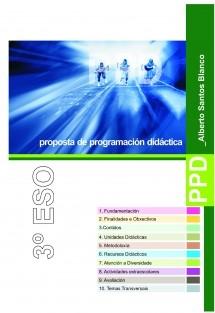 Proposta de programación didáctica para 3º de E.S.O.