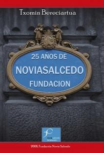 25 años de NoviaSalcedo Fundación