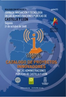CATÁLOGO DE PROYECTOS INNOVADORES EN LAS AA.PP. DE CASTILLA Y LEÖN