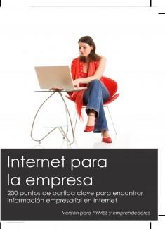 Internet para la empresa. Versión PYMES y Emprendedores