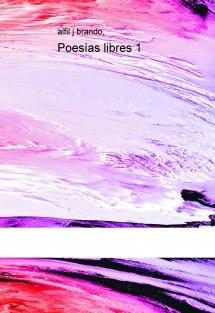 Poesías libres 1