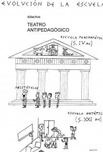 TEATRO ANTIPEDAGÓGICO
