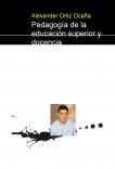 Pedagogía de la educación superior y docencia universitaria.