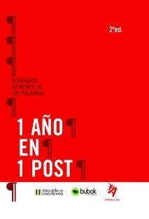 1 año en 1 post 2° ed.