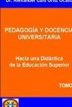 Hacia una Didáctica de la Educación Superior. Tomo 1