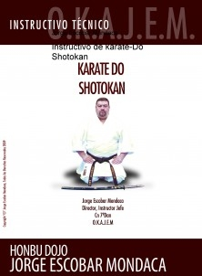 Instructivo de karate-Do Shotokan