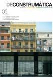 Deconstrumática N 5 Revista de Arquitectura, Ingeniería y Construcción