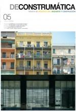 DeConstrumática 05, Revista Online de Arquitectura,Ingienería y Construcción by l3utterfish