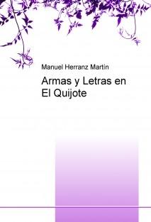 Armas y Letras en El Quijote