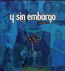 Y SIN EMBARGO magazine #15, inter-visto