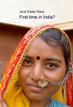 Libro First time in India?, autor Jordi Viader Riera