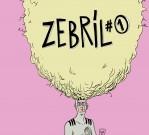 Libro Zebril cómic, autor jaumao