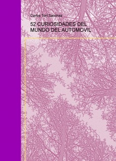 52 CURIOSIDADES DEL MUNDO DEL AUTOMOVIL