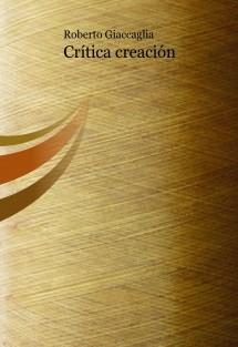Crítica creación