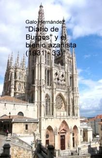 """""""Diario de Burgos"""" y el bienio azañista (1931 - 33)"""""""