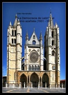 """""""La Democracia de León"""" y el bienio azañista (1931 - 33)"""""""