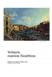 Voltaire, cuentos filosóficos