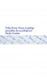 Follas novas   : Versos en gallego   precedidos de un prólogo por Emilio Castelar